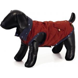 Hondenjas Copa rood 45 cm