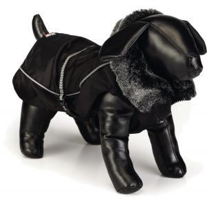 Nano hondenjas Aspen zwart  50 cm