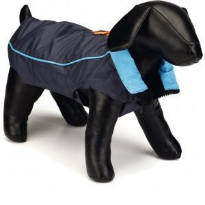 Nano hondenjas Monsoon blauw 40 cm