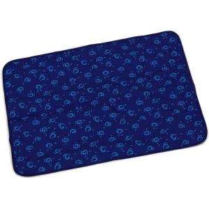 Quick Cooler Mat voor Hond blauw 51 x 36 cm