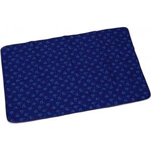 Quick Cooler Mat voor Hond blauw 75 x 48 cm