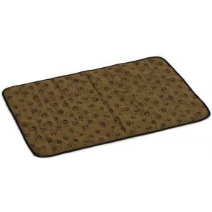 Quick Cooler Mat voor Hond bruin  51 x 36 cm