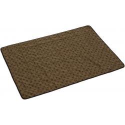 Quick Cooler Mat voor Hond bruin 100 x 72 cm
