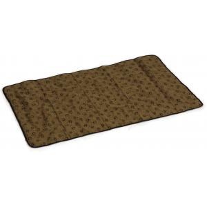 Quick Cooler Mat voor Hond bruin 75 x 48 cm
