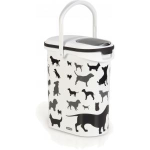 Curver hondenvoer container silhouette 10 liter