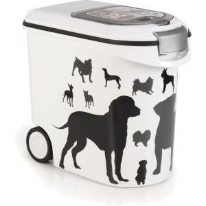 Curver hondenvoer container silhouette 35 liter
