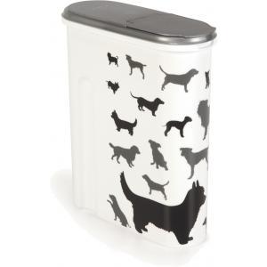Curver hondenvoer container silhouette 4.5 liter
