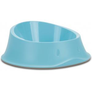 Hondenvoerbak ciotole chic blauw 25.5 cm