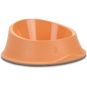 Hondenvoerbak ciotole chic oranje 18 cm