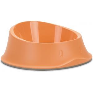 Hondenvoerbak ciotole chic oranje 22 cm