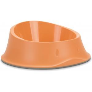 Hondenvoerbak ciotole chic oranje 25.5 cm