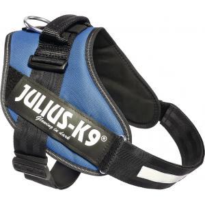 Julius-K9 IDC-Powertuig 71-96cm blauw