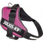 Julius-K9 IDC-Powertuig 82-115cm roze