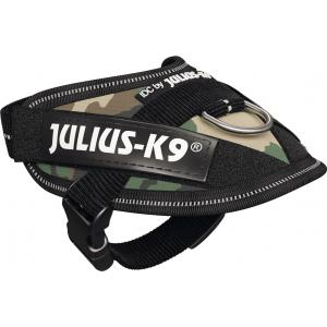 Julius-K9 IDC-Powertuig Baby 29-36cm camouflage
