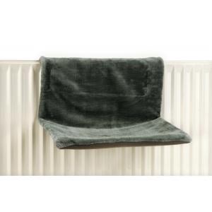 Sleepy radiator kattenhangmat groen