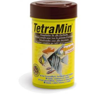 TetraMin visvoer voor tropische vissen 250 ml