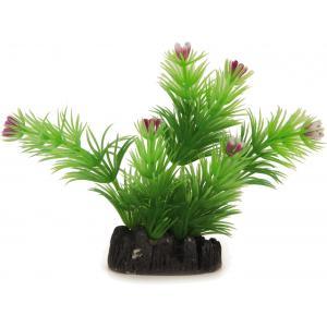 Kunststof aquariumplant groen 019