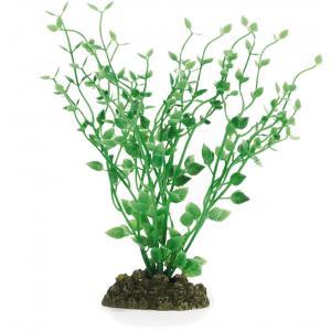 Kunststof aquariumplant groen 1705