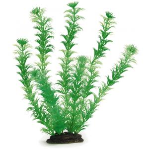 Kunststof aquariumplant groen 2566
