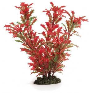 Kunststof aquariumplant rood 1708