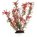 Kunststof aquariumplant rood 2586