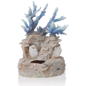 BiOrb ornament koraalrif blauw aquarium decoratie