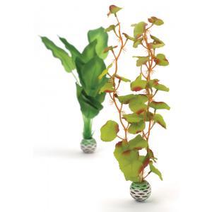 BiOrb zijden plantenset medium groen aquarium decoratie