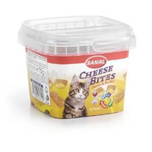Sanal kaas snacks voor katten