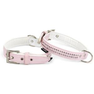 Luxo honden halsband bling