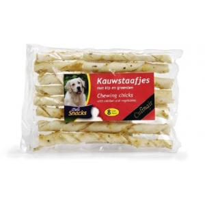 DeliSnacks kauwstaafjes culinair hondensnack