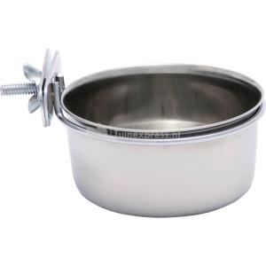 Rvs coop cups met houder en schroefdraad